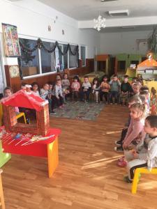 """Театър на маса """"Веселата Коледа"""" (3)"""
