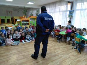 Посещение на полицията