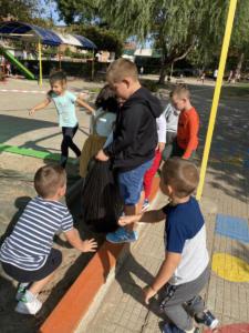 Да изчистим детската градина