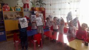 Седмица на четенето - 2 група