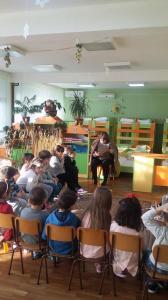 Седмица на четенето - 4 група